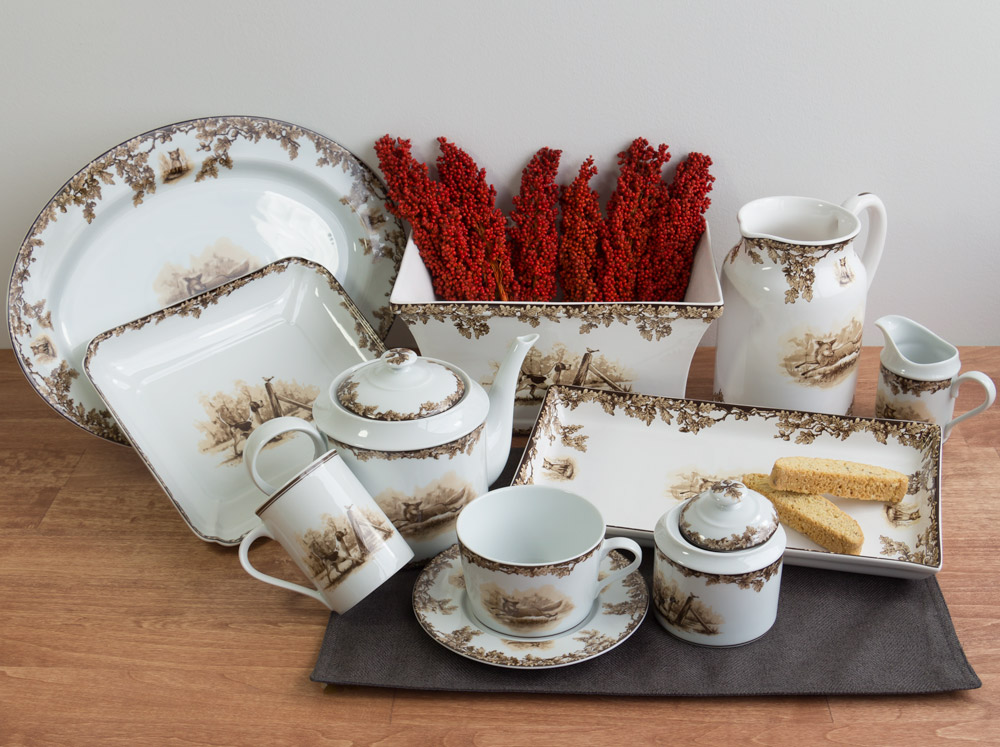 Aiken Collection Serveware