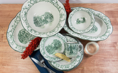 Camp Collection Dinnerware