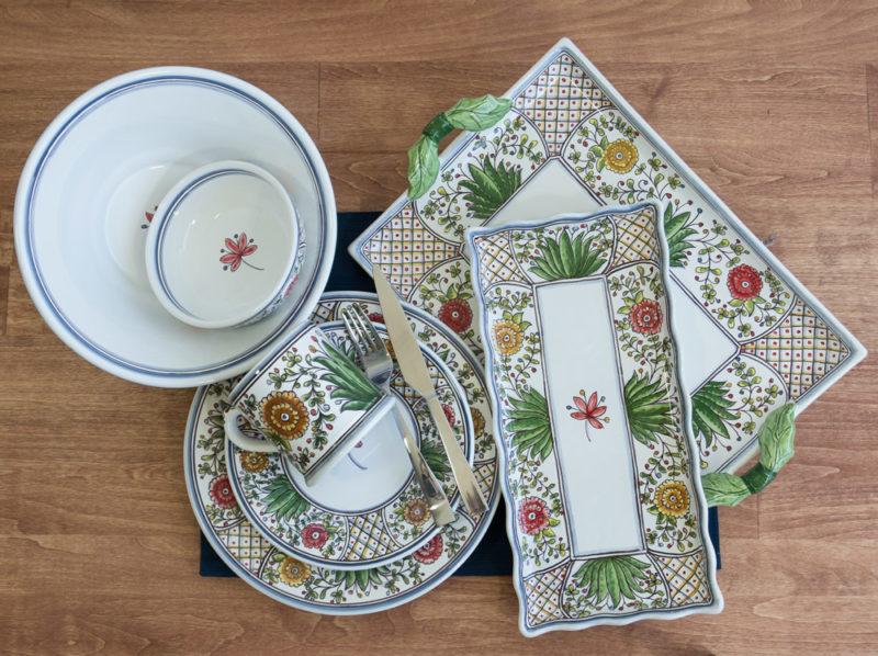 Poppy Collection Dinnerware