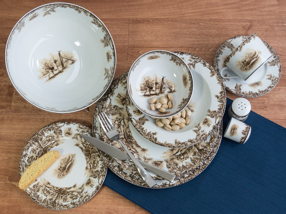 Aiken Collection Dinnerware