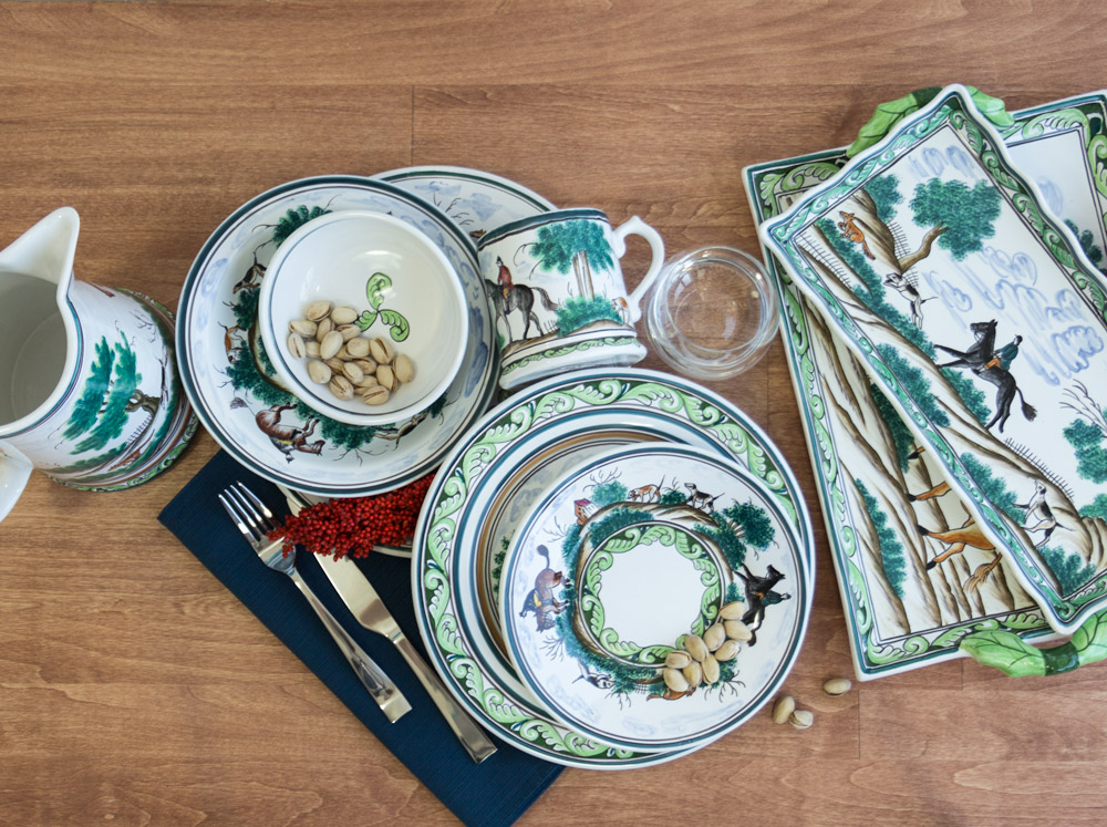 Century Hunt Collection Dinnerware