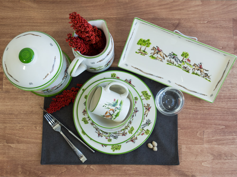 Chase Collection Dinnerware