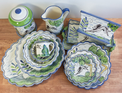 Le Lapin Collection Dinnerware