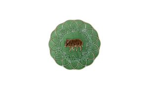Bordallo Animal Boar Plate