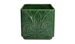 Bordallo Animal Butterfly Square Planter