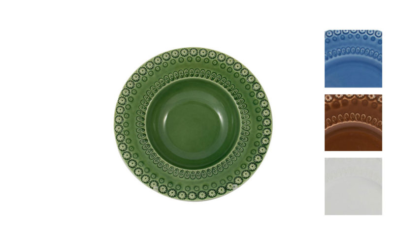 Bordallo Cereal Bowl Green Variations