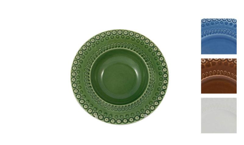 Bordallo Cereal Bowl Green Variations