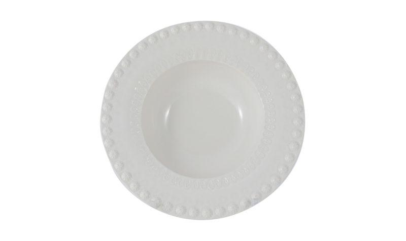 "Bordallo 6"" Cereal Bowl White"