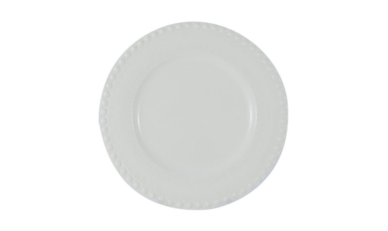 "Bordallo 8"" Dessert Plate White"