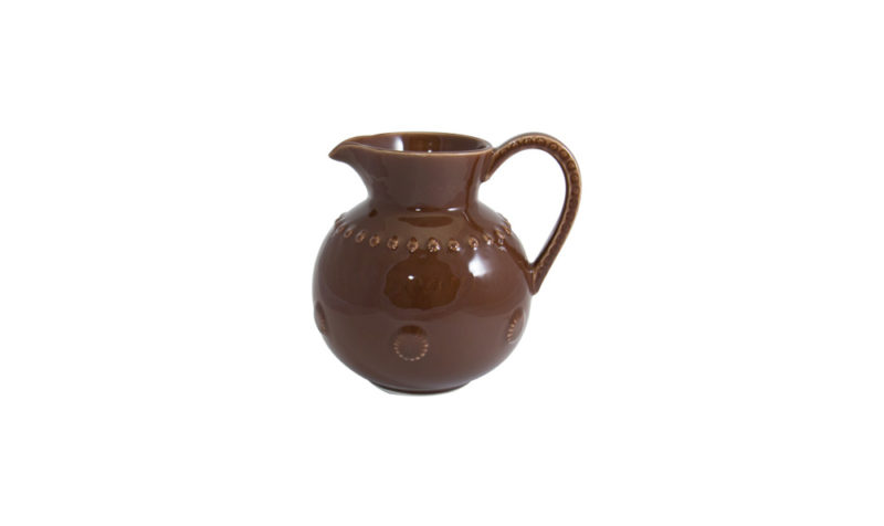 Bordallo Pitcher Brown