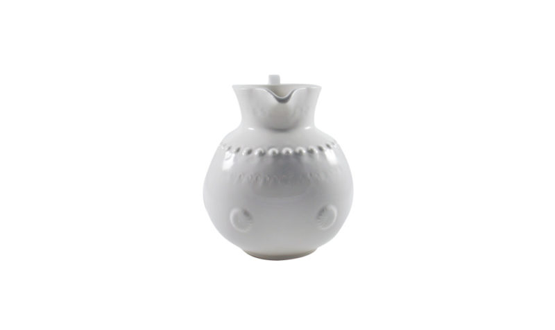 Bordallo Pitcher White