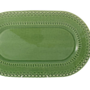 Bordallo Platter Green with Variations