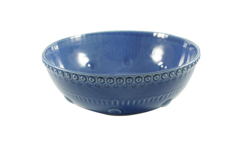 Bordallo Serving Bowl Blue