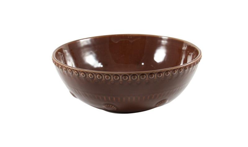 Bordallo Serving Bowl Brown