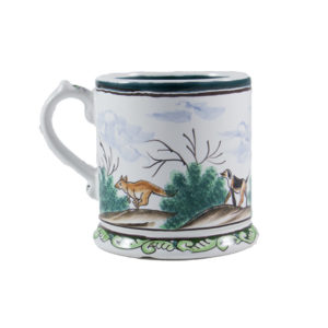 Century Hunt 14oz Footed Mug