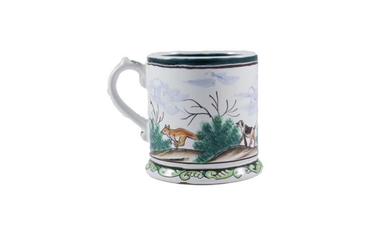 Century Hunt 14oz Footed Mug