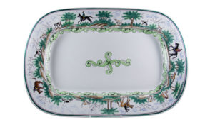 "Century Hunt 20"" Rectangular Platter"