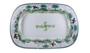 "Century Hunt 20"" Rectangular Platter"