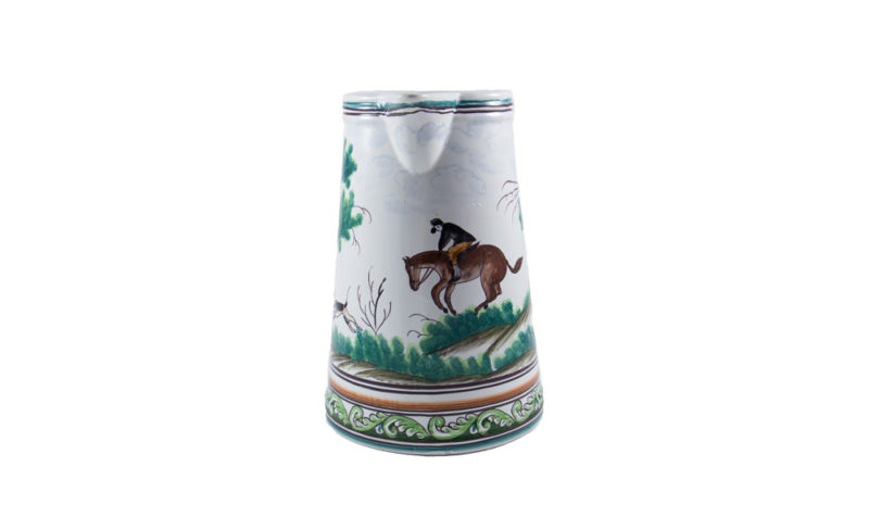 Century Hunt Pitcher Front View