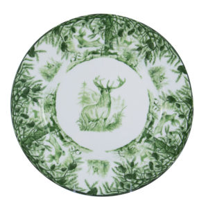 "Forest 10"" Dinner Plate"