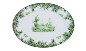 Forest Oval Platter