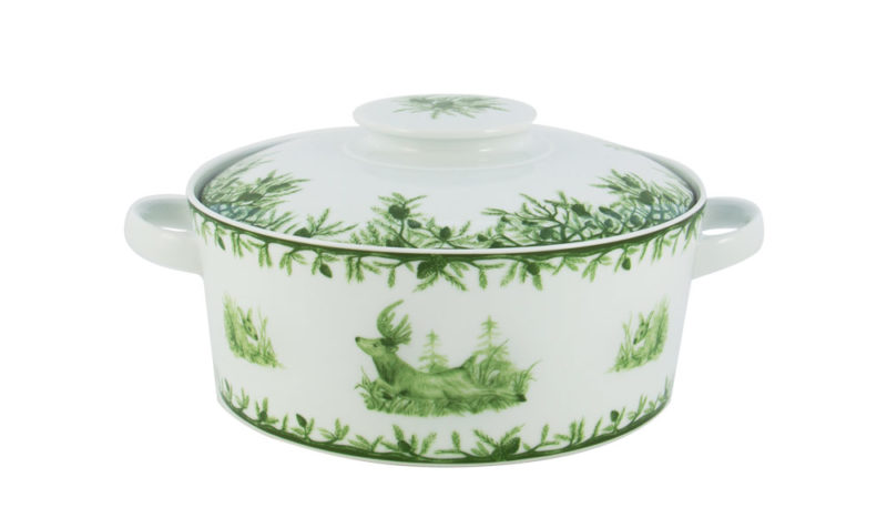 Forest Covered Casserole