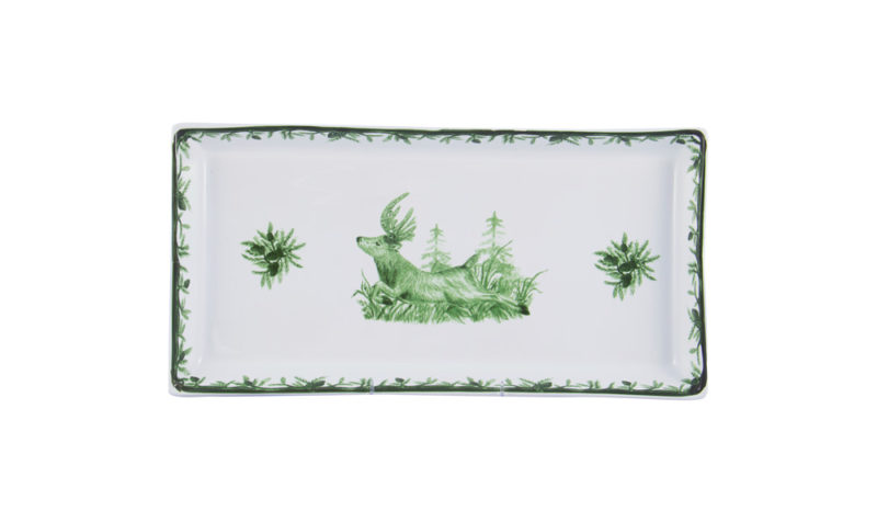 Forest Tart Tray