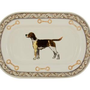"""Heritage Hound 20"""" Platter"""