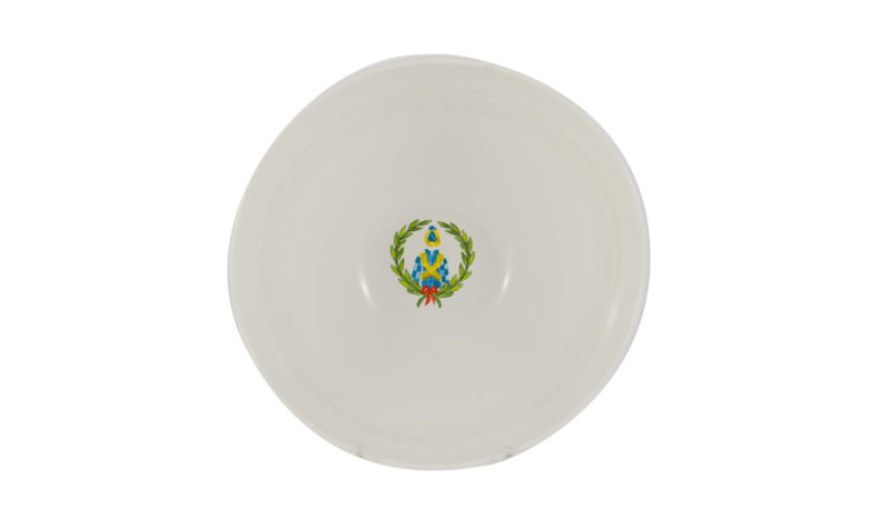 "Jockey 12"" Serving Bowl"
