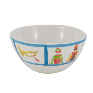 "Jockey 6"" Cereal Bowl Side"