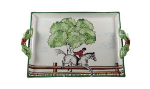 Perfect Day Two Handled Tray