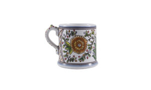 Poppy 11 oz. Footed Mug