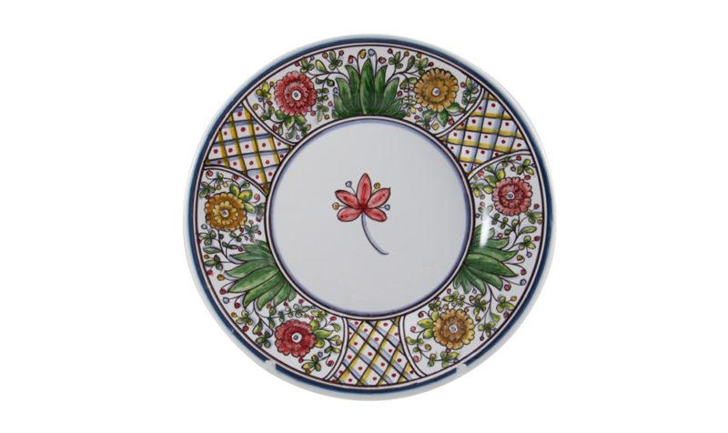 "Poppy 8"" Dessert Plate"