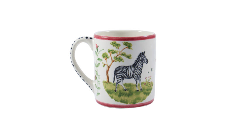 Zebra 11oz Mug