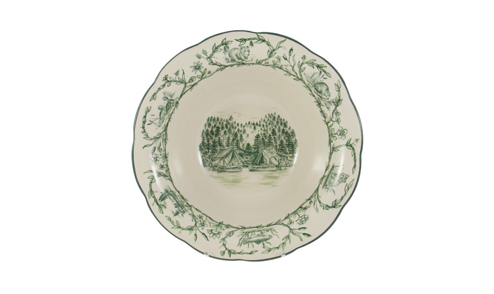 Camp Serving Bowl