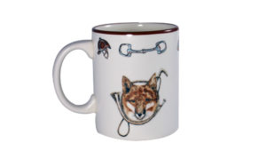 Fox Horn Mug
