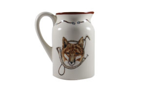 Fox & Horn Pitcher