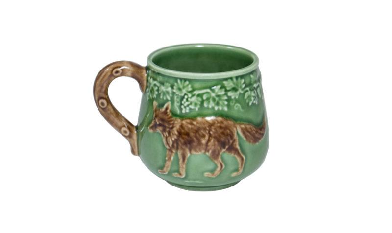 Bordallo Animal Fox Mug