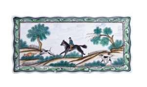 Century Hunt Tart Tray